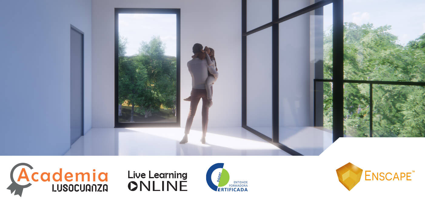 Curso Live Learning – Enscape 3D Essencial