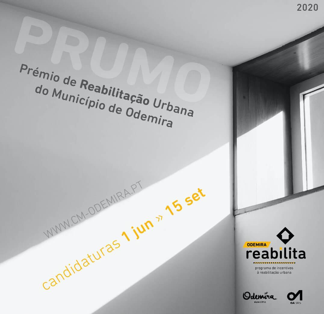 Odemira lança Prémio de Reabilitação Urbana