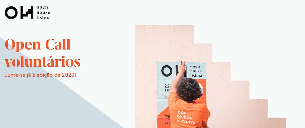 Open Call: Voluntariado OH Lisboa 2020