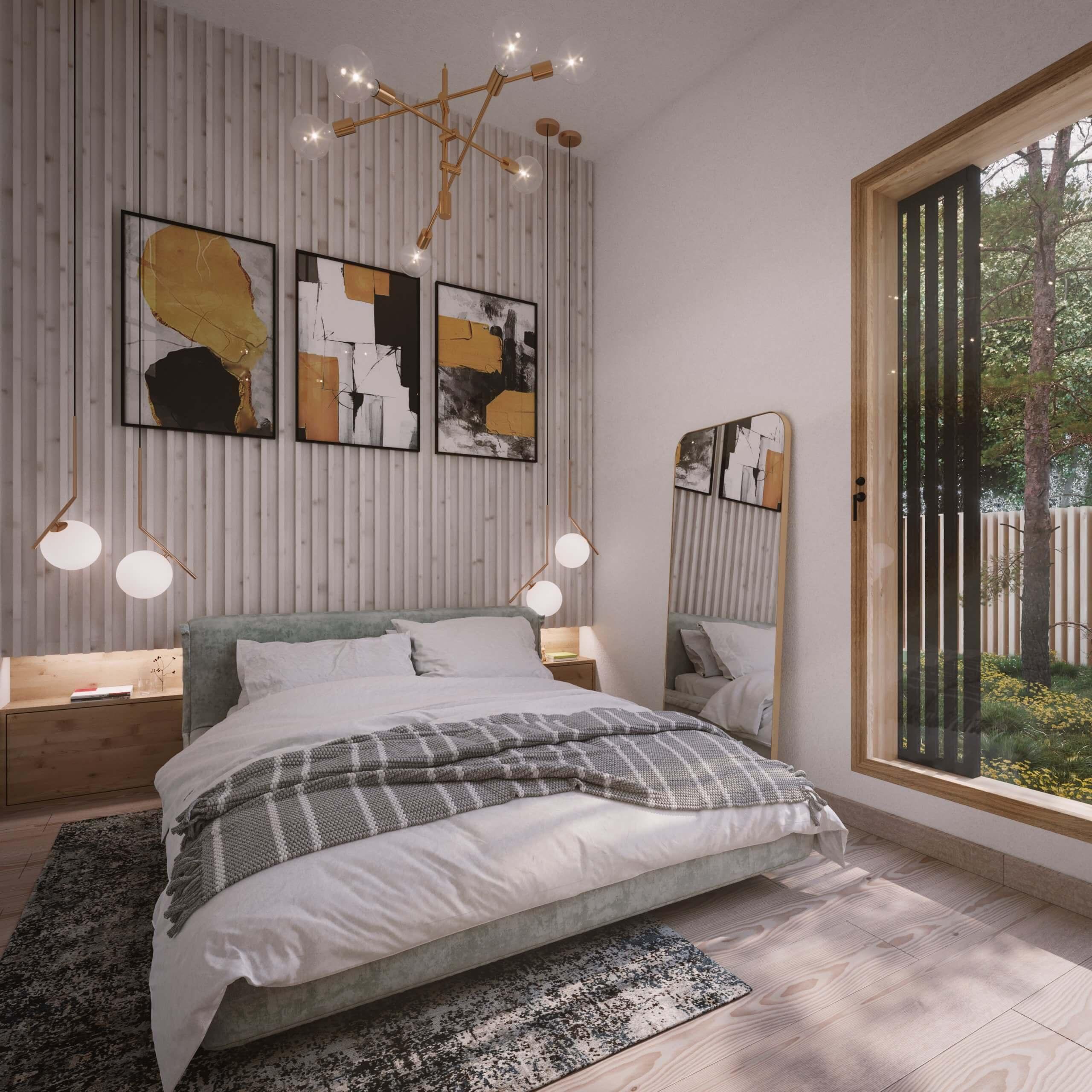 Casa em Madeira – Eco-design