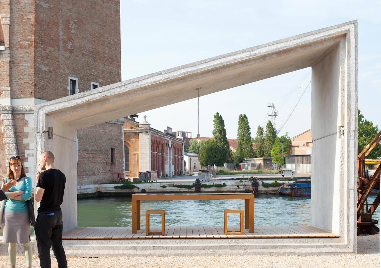 Participação do estúdio SUMMARY na 15ª edição da Bienal de Arquitectura de Veneza 2016