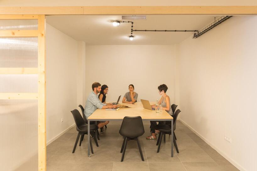 Temporada Cowork Café . Joana Carvalho Arquitectura