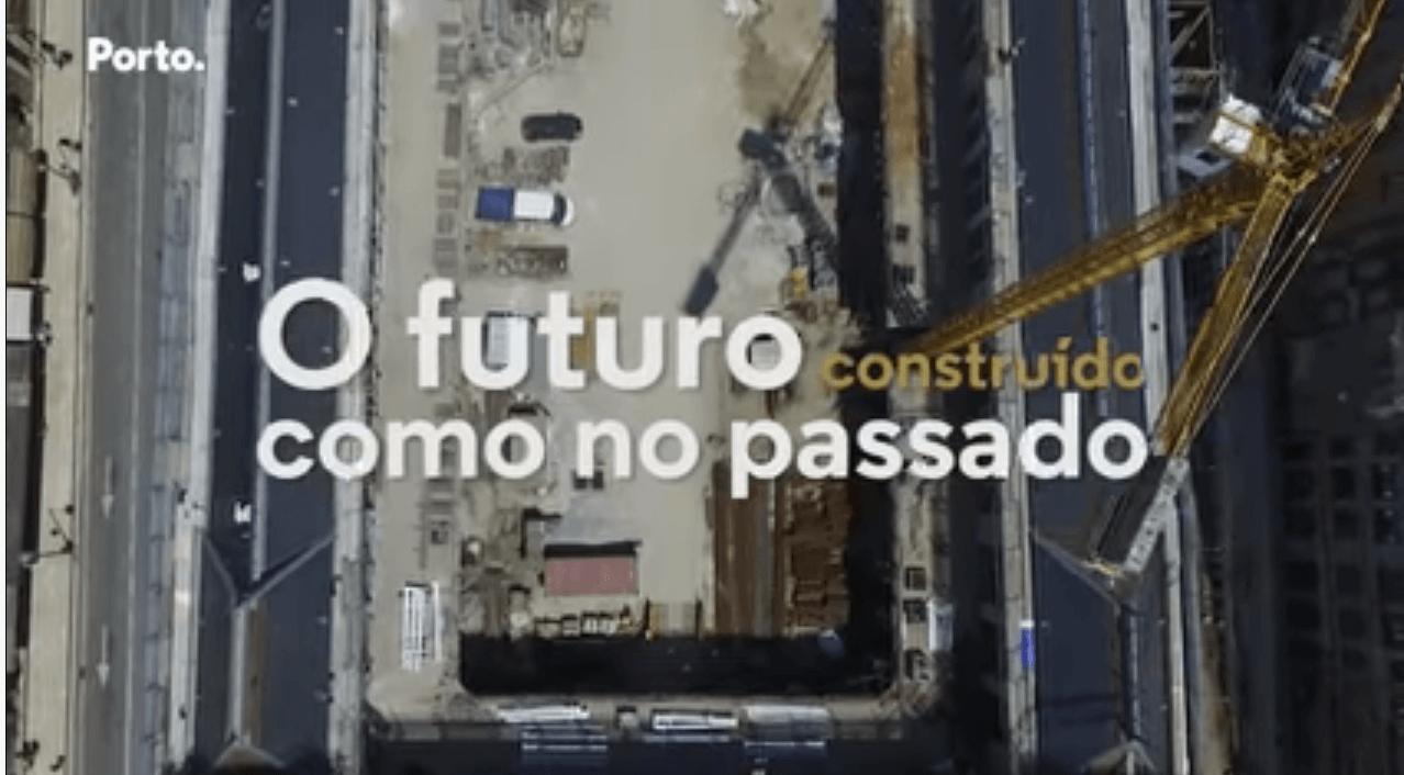 Deixe-se conduzir pelo arquiteto Nuno Valentim numa visita guiada às obras do Mercado do Bolhão