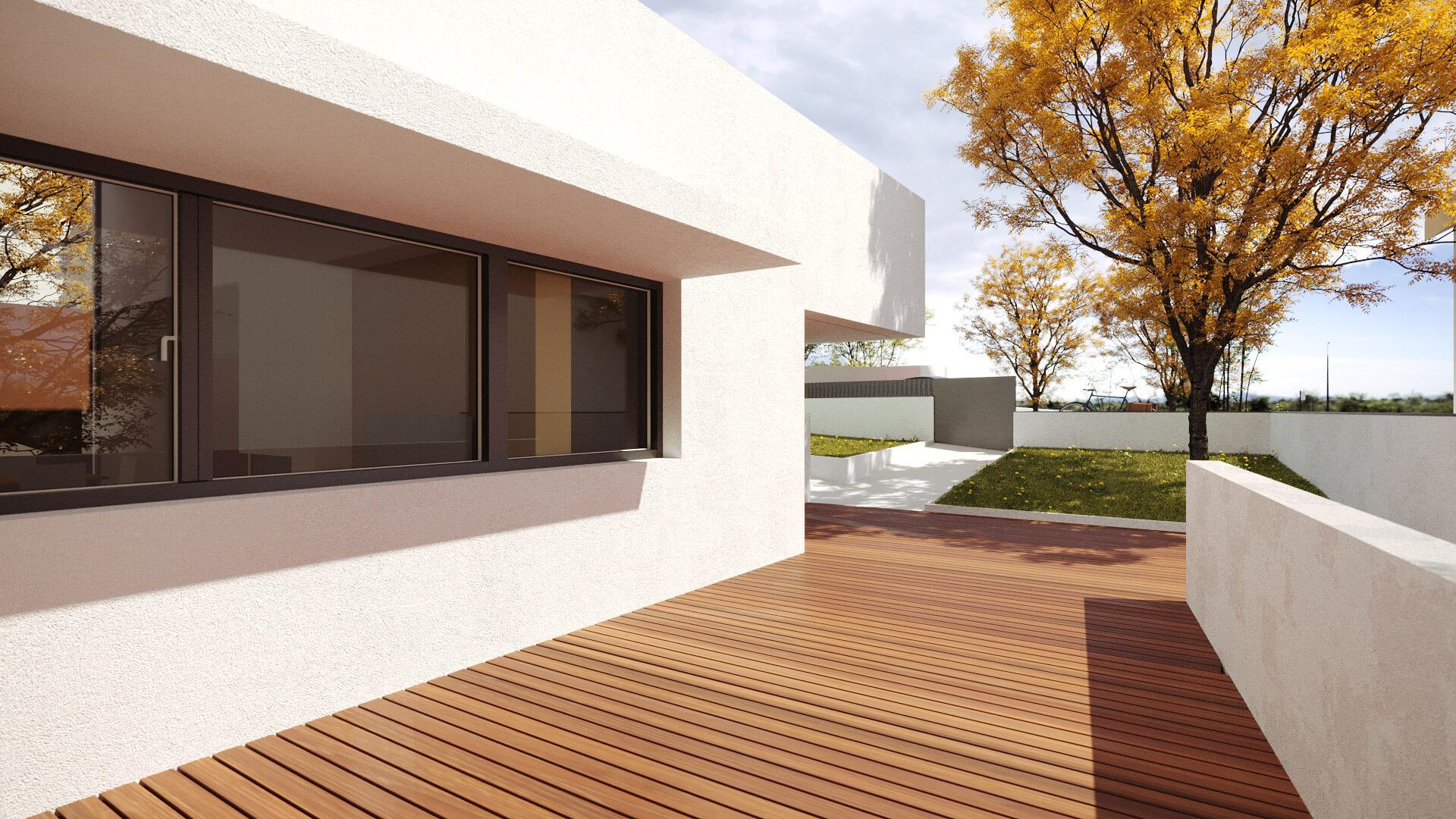 rcarquitectura - projecto habitação