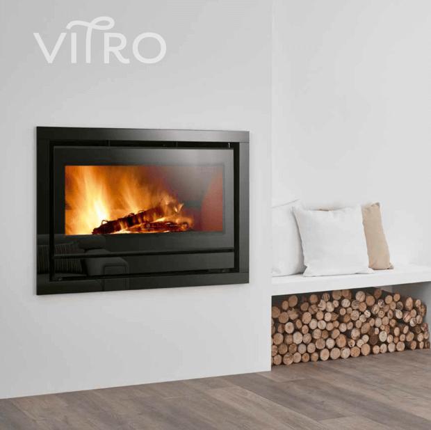Recuperador de Calor VITRO - Fogo Montanha