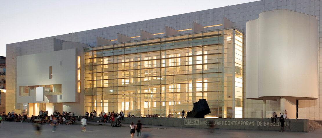 Ampliação do Museu de Arte Contemporânea de Barcelona