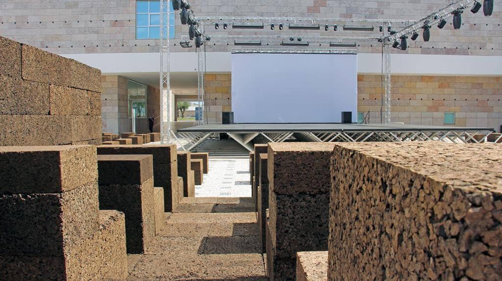 Arquiteto Carrilho da Graça cria primeiro auditório adaptado à covid-19 no CCB