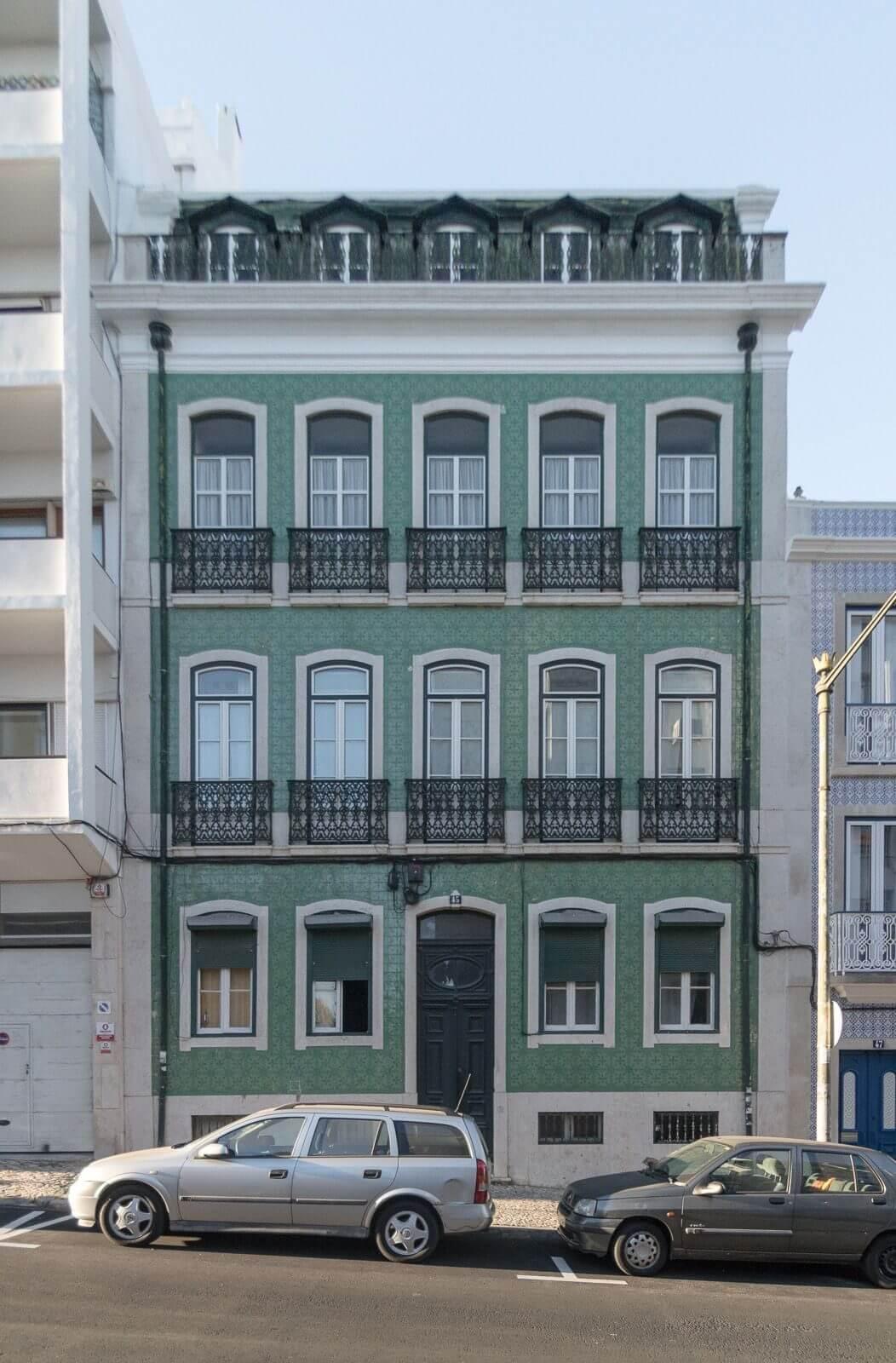 Borges Carneiro . José Adrião Arquitetos ©Nuno Almendra