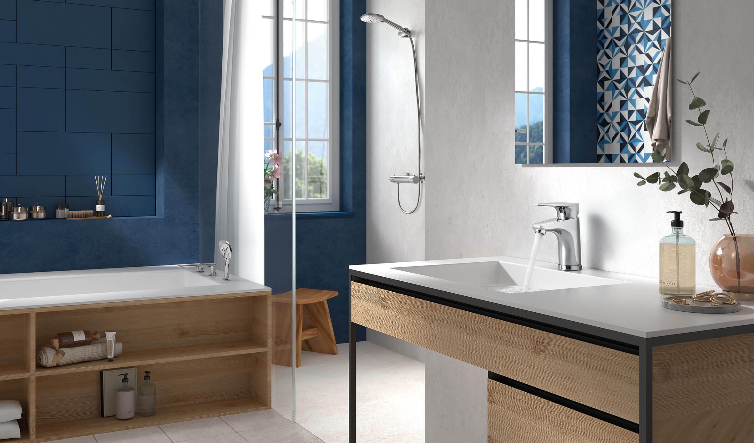 Canigó-tres Plus . A Casa de Banho Sustentável