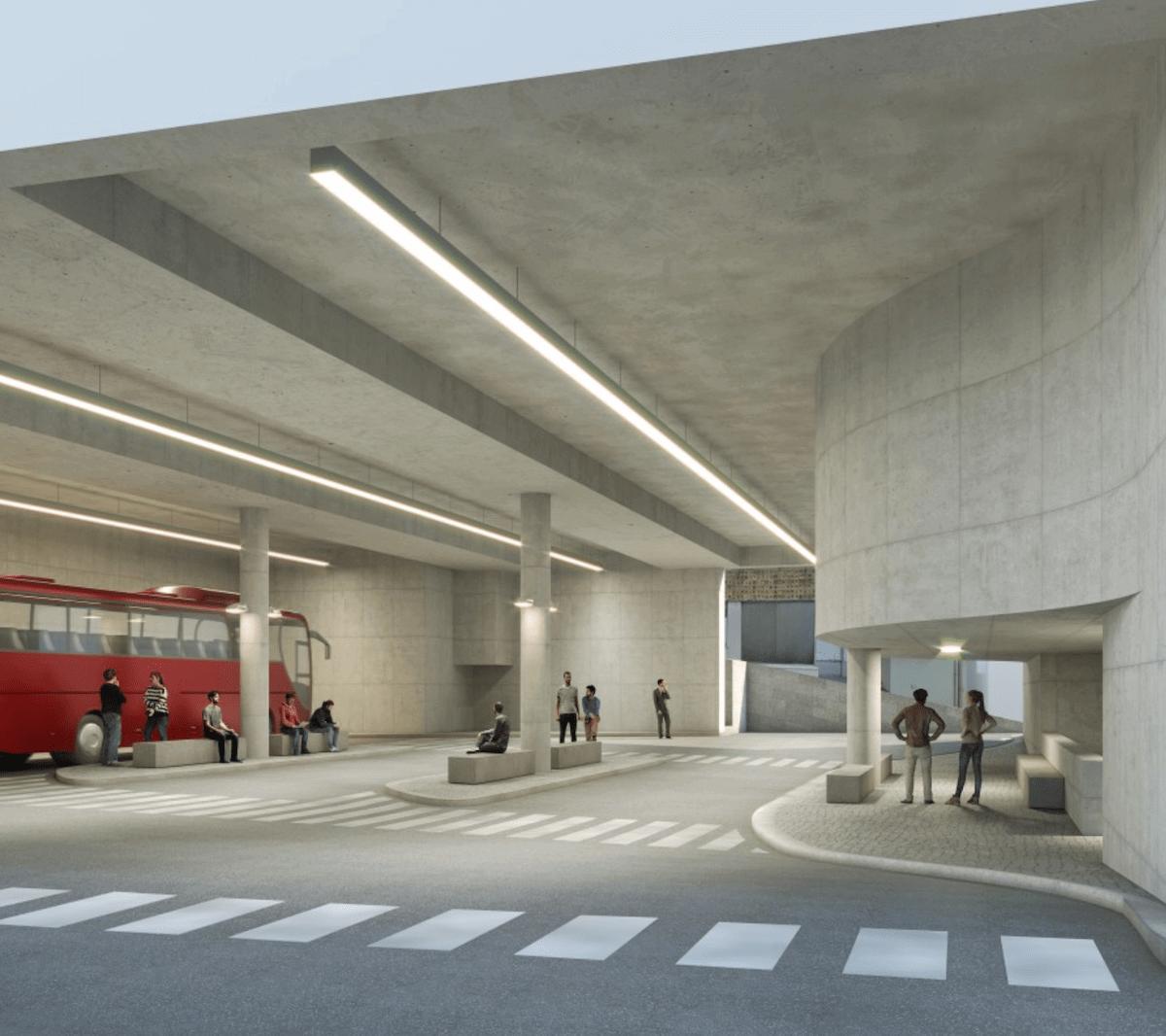 Estação Multimodal de Transportes