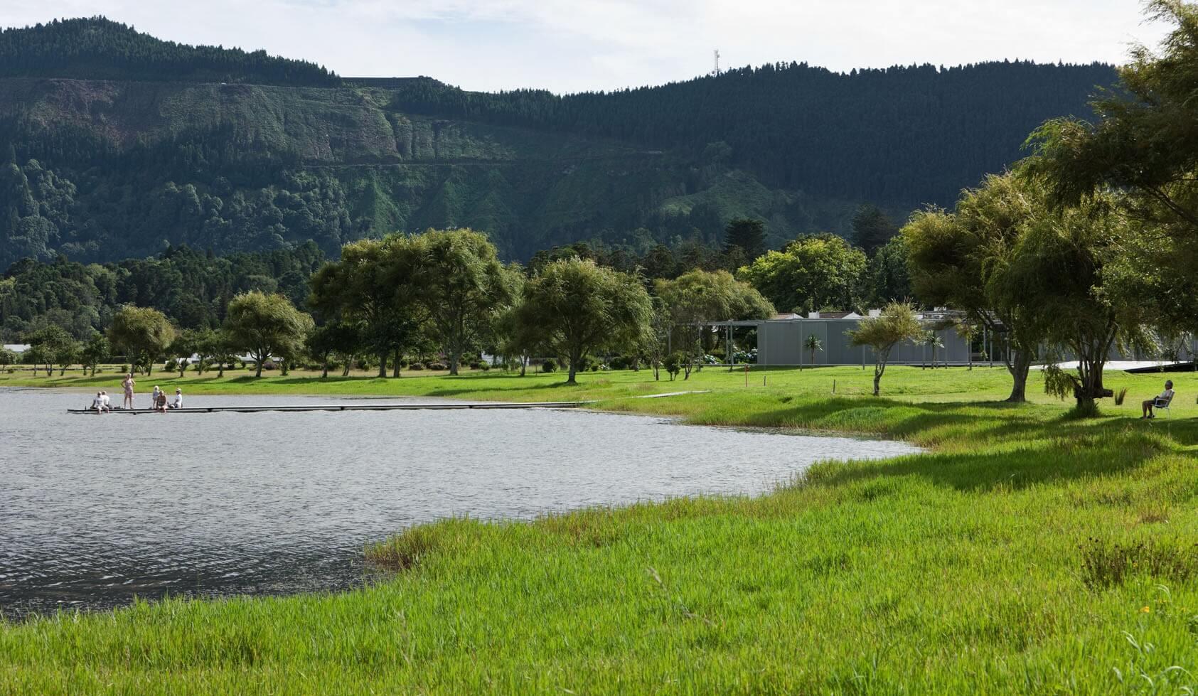 Complexo Ambiental da Lagoa das Sete Cidades