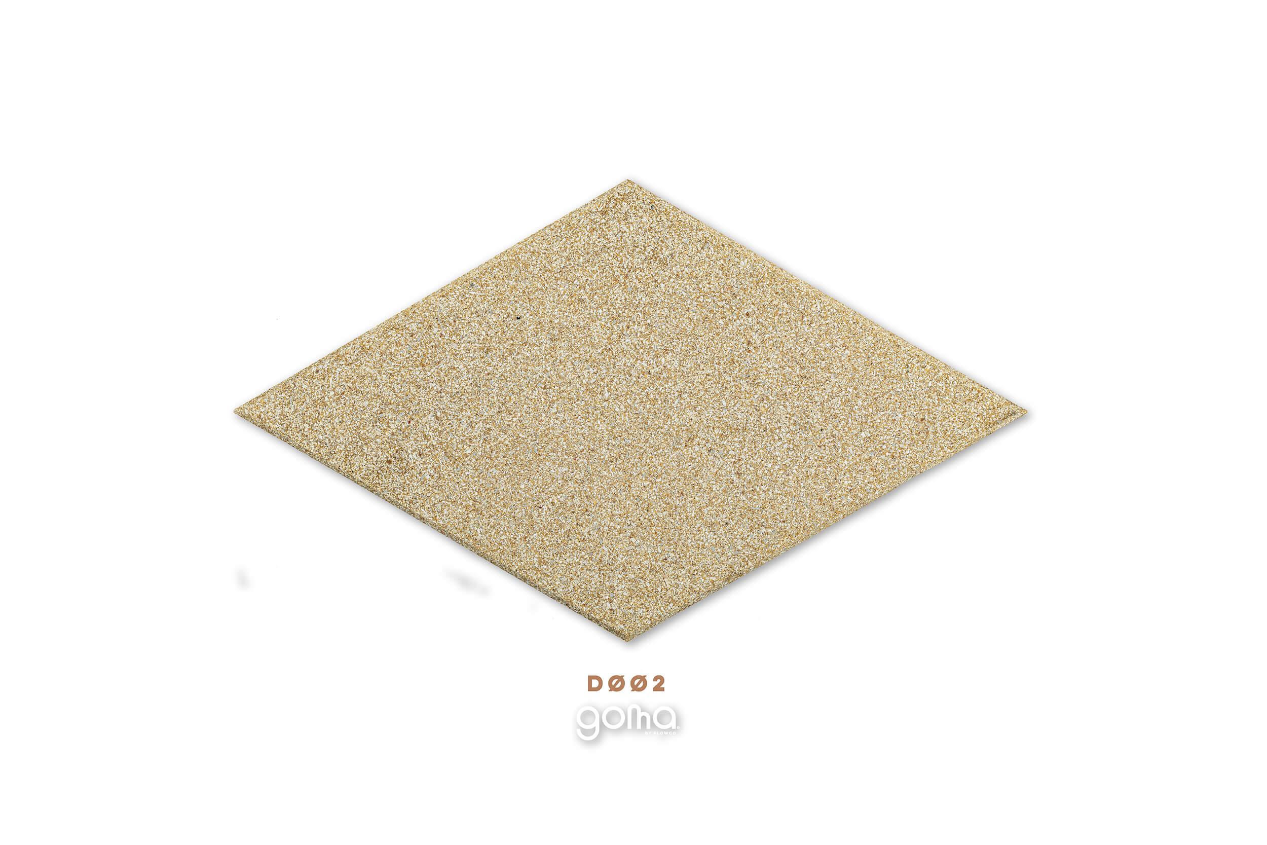 Goma Parallelogram – Coleção Deserto