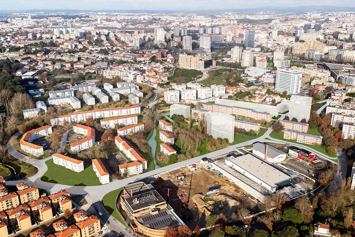 Entrega das propostas para os concursos de habitação acessível em Lordelo do Ouro tem prazos alargados