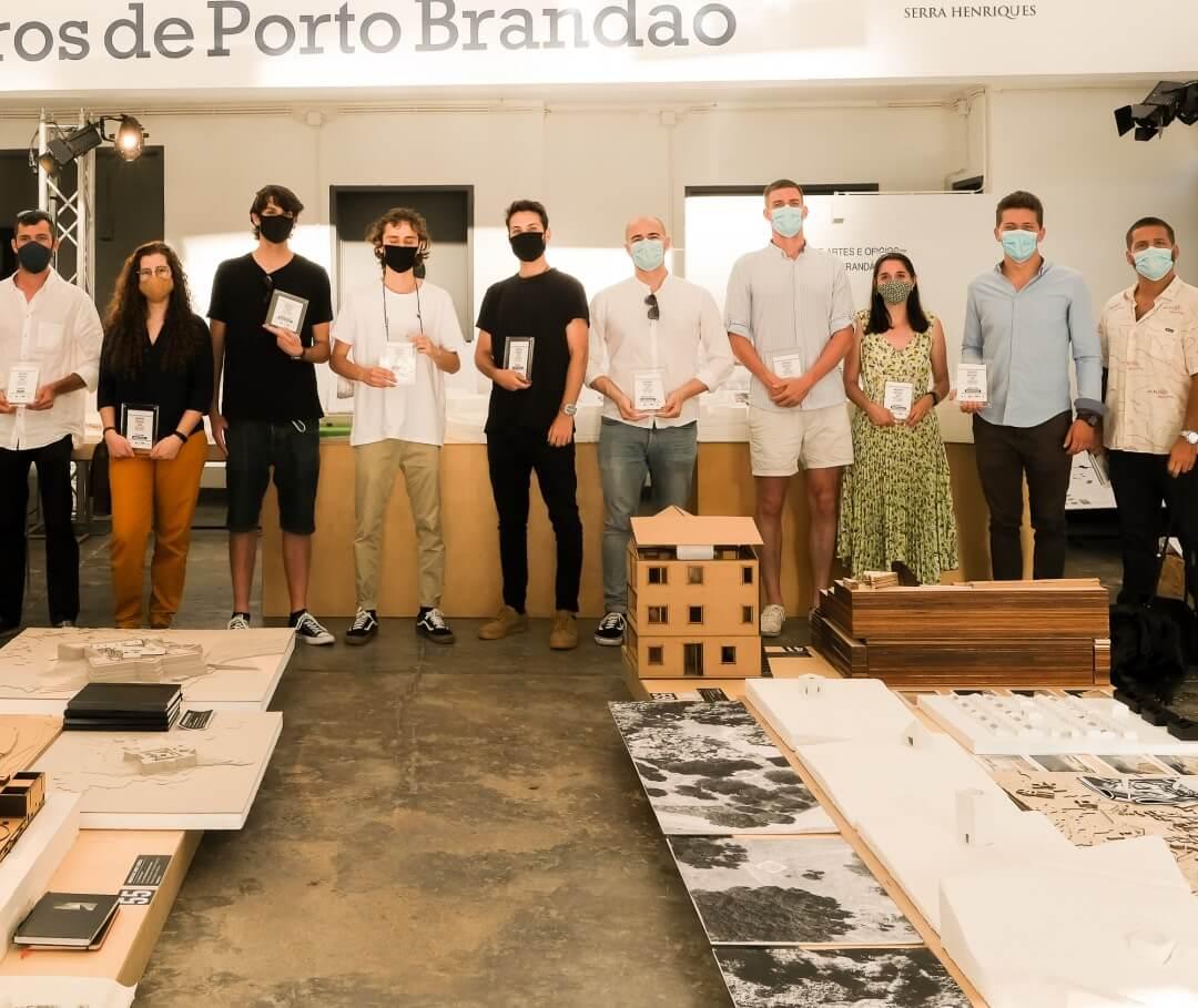 Pedro Brito vencedor do Archiprix Portugal 2020