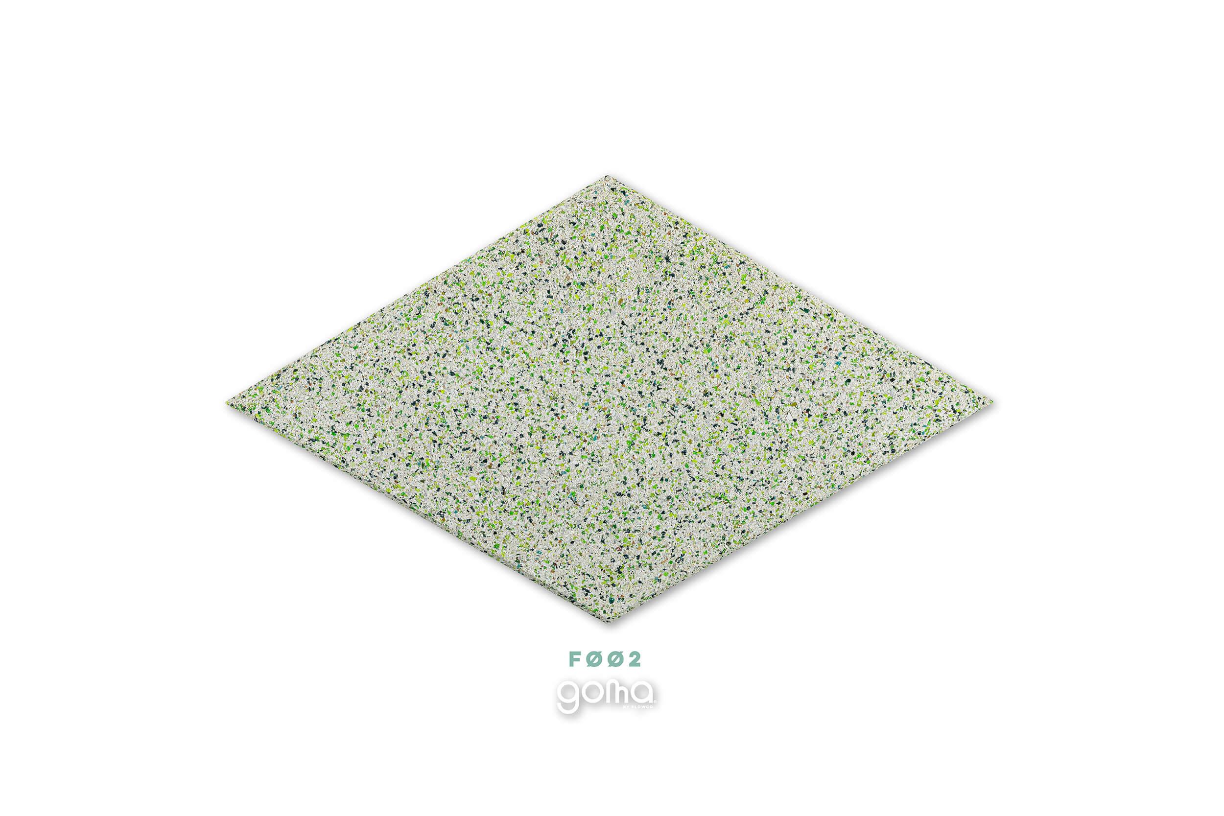 Goma Parallelogram – Coleção Floresta