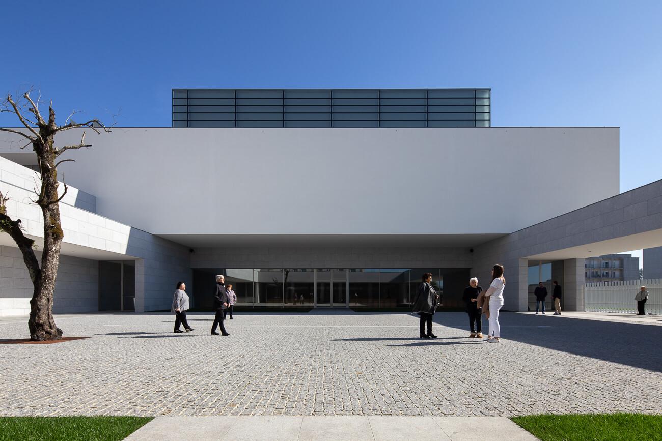 Igreja do Divino Salvador finalista em Prémio Internacional de Arquitectura Sacra