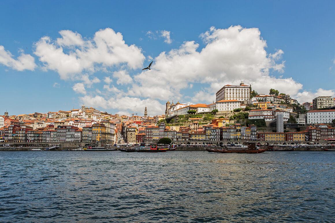 Porto integra lote de cidades inteligentes para iniciativa europeia