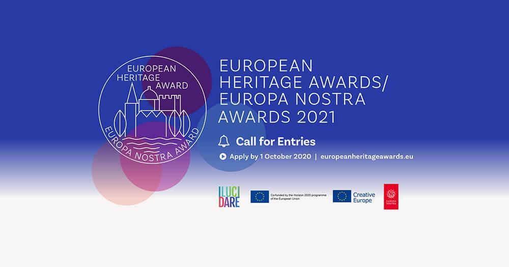 Prémios Património Europeu / Europa Nostra 2021