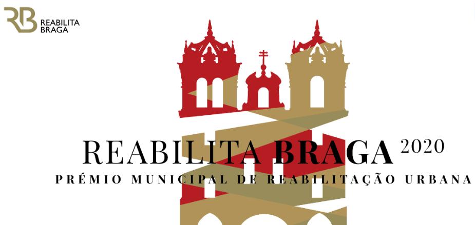 Reabilita Braga 2020 vai premiar boas práticas de reabilitação urbana