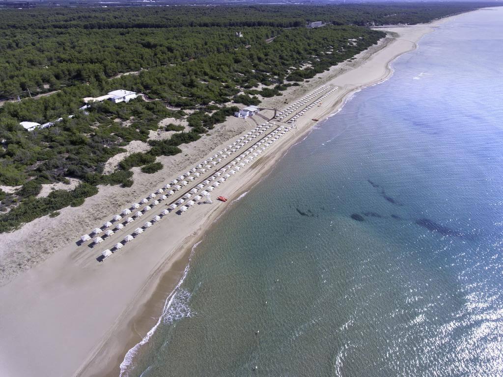Concurso Internacional: Requalificação da área costeira Castellaneta Marina