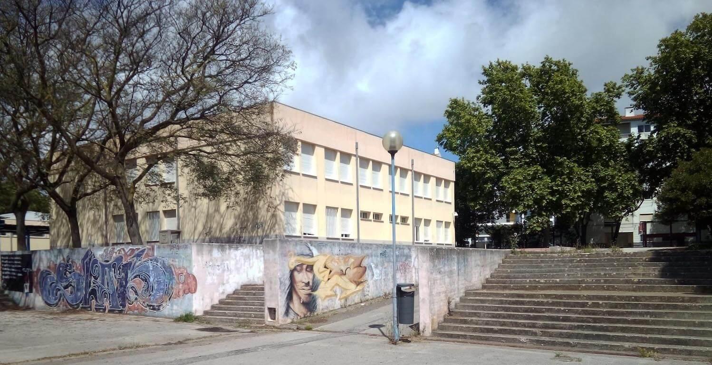 Requalificação da Escola Secundária Fernando Lopes Graça