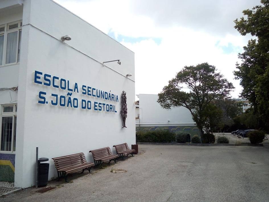 Requalificação da Escola Secundária São João do Estoril