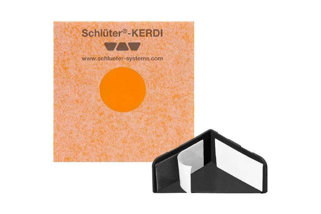 Schlüter®-KERDI-TS-ZC – kit ampliado
