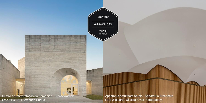 Spaceworkers e Apparatus Architects finalistas dos Prémios Architizer A+Awards 2020