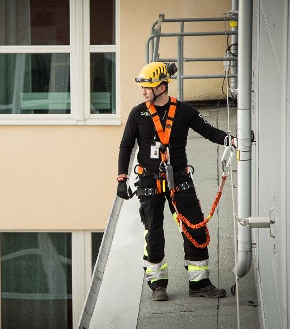 Linhas de Vida – Sistemas de protecção anti-queda