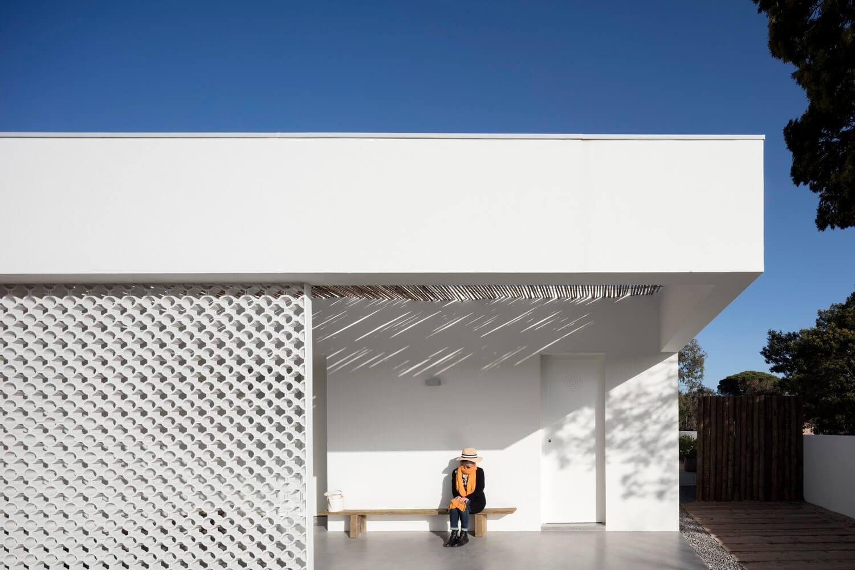 L106 . Pereira Miguel Arquitectos . Créditos © FG+SG
