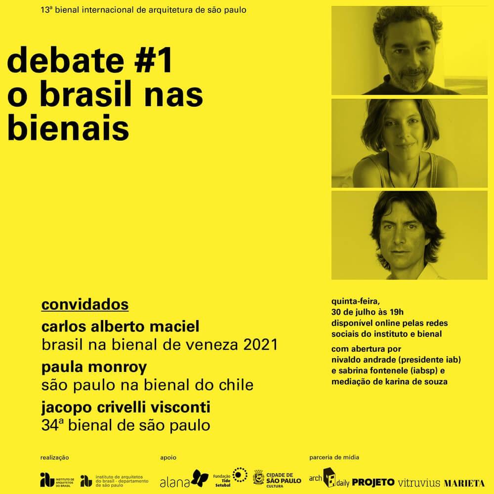 13ª Bienal Internacional de Arquitetura de São Paulo