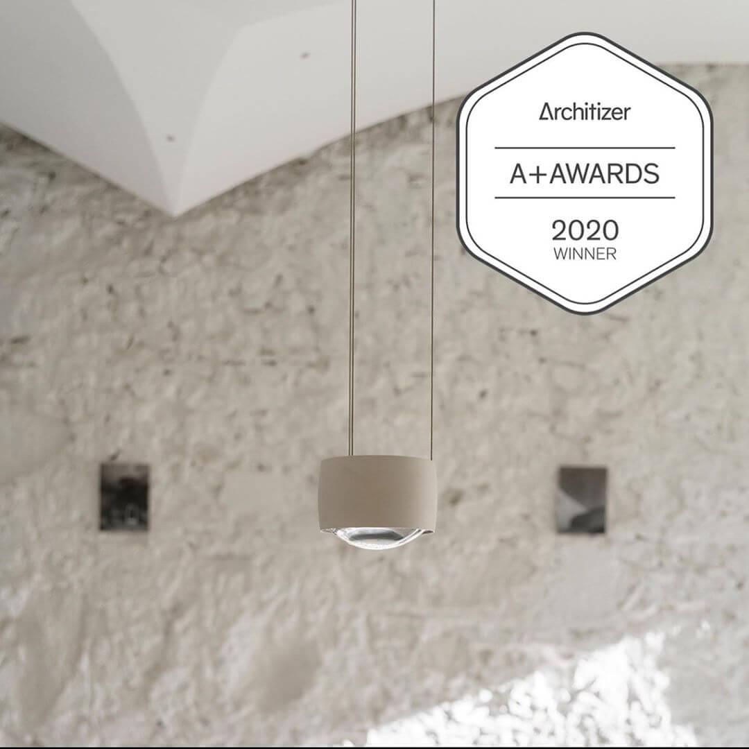 Apparatus Architects vence os Prémios Architizer A+Awards 2020
