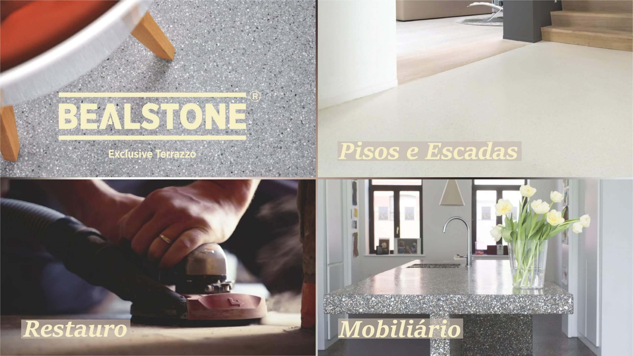 Bealstone Exclusive Terrazzo