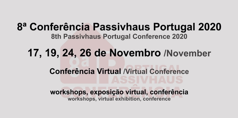 8ª Conferência Passivhaus Portugal 2020