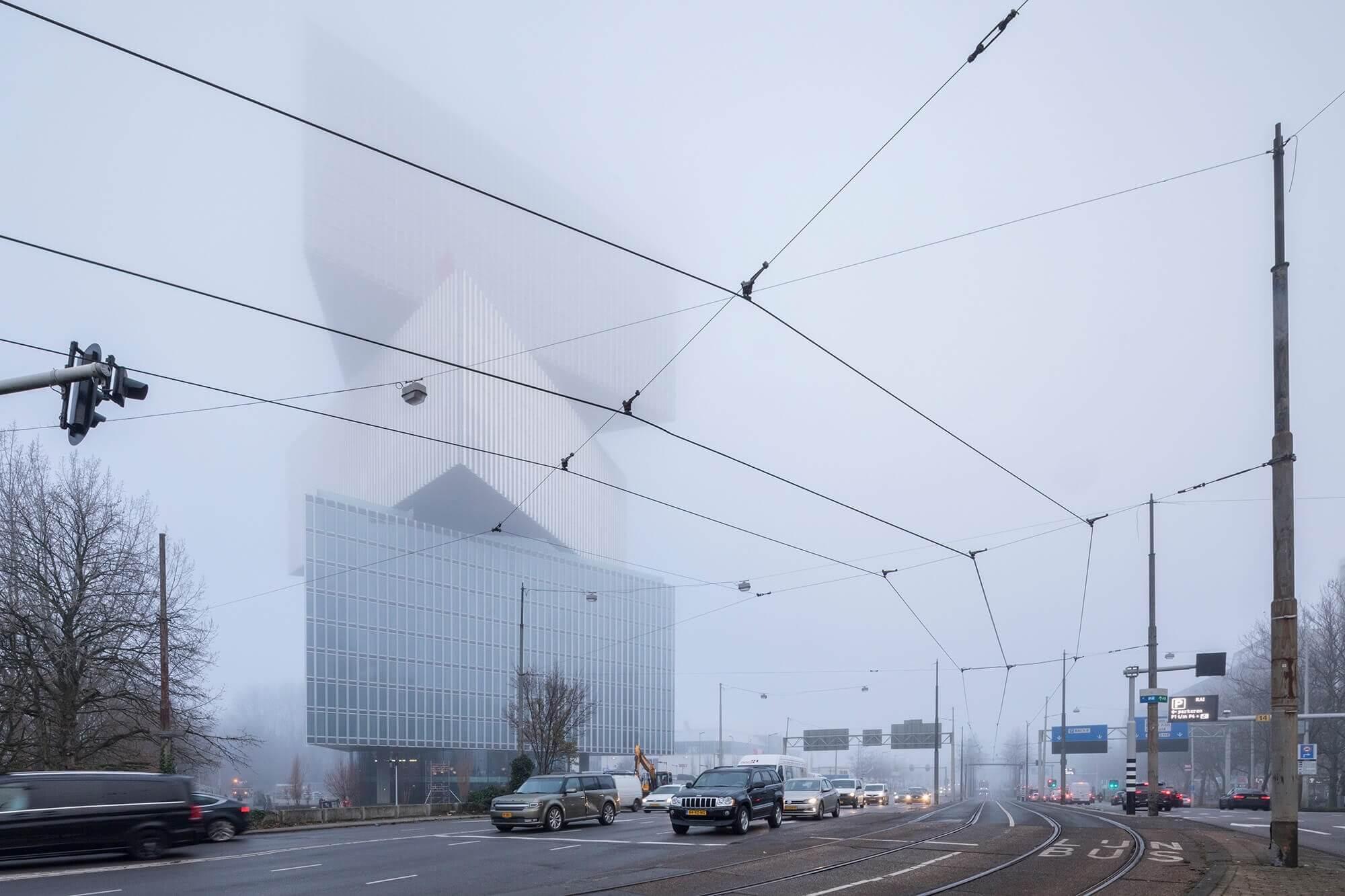 Os melhores projetos de arquitetura contemporânea de Amsterdão já chegaram ao C-guide