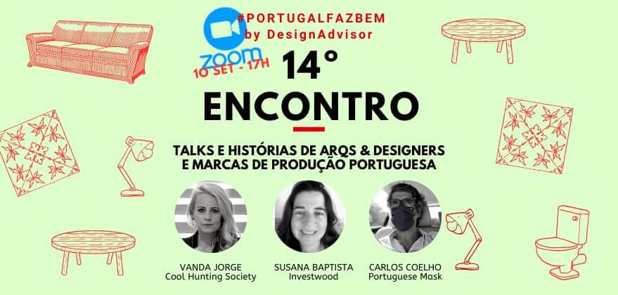 14º Encontro #PortugalFazBem by DesignAdvisor