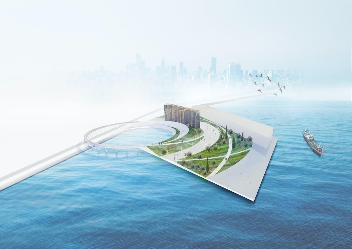 Arquiteto Tomás Reis quer criar parque memorial para explosão em Beirute