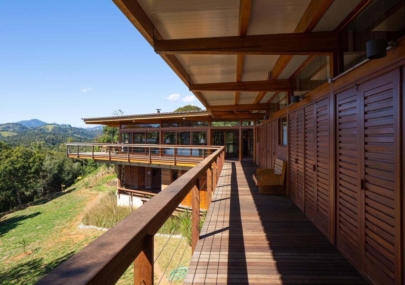 Casa na Mantiqueira - Gui Paoliello Arquiteto - Créditos © Manuel Sá Architectural Photography