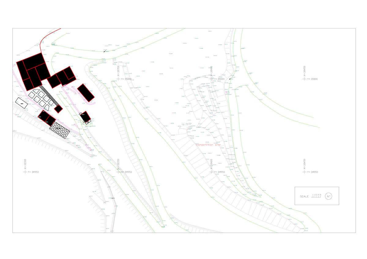 Concurso de Arquitetura: Yoga House on a Cliff