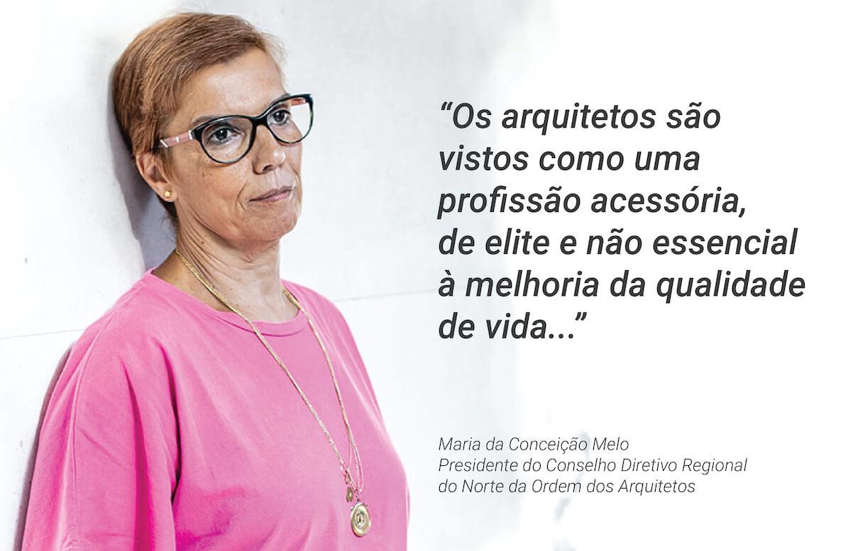 Entrevista: Maria da Conceição Melo
