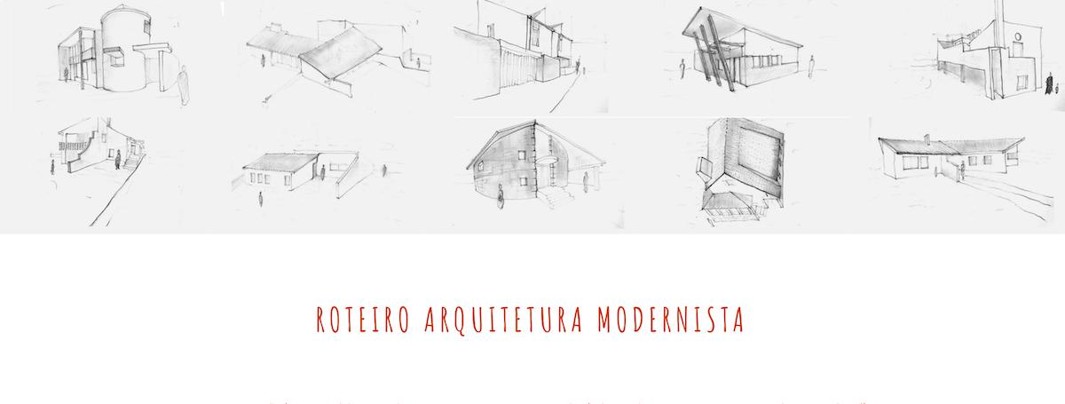 Esposende: Roteiro Arquitetura Modernista