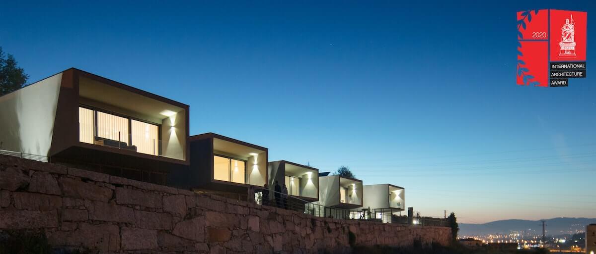Grupo Zegnea distinguido com um prémio internacional de arquitetura no IAA