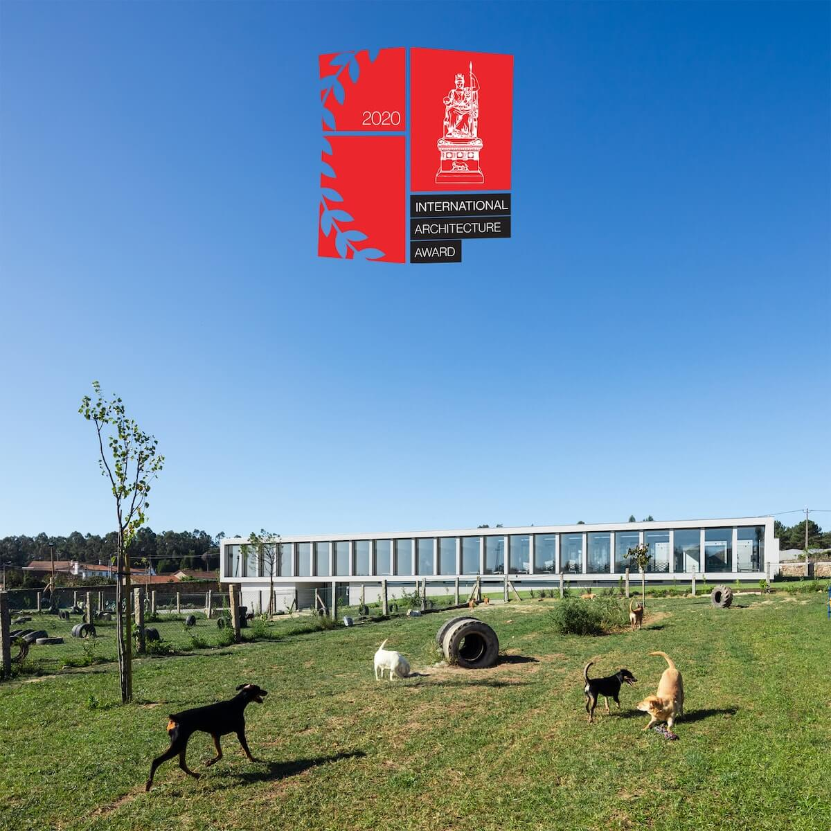 Hotel Canino e Felino vence o Prémio International Architecture Award 2020