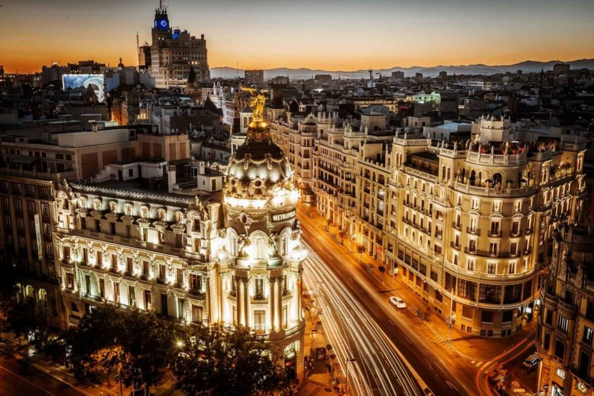 Internacional Competition: #MadridCall