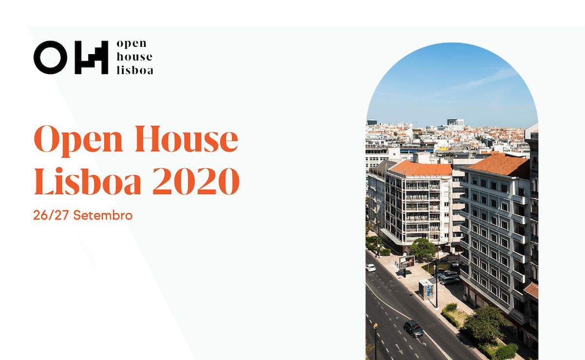 Já são conhecidos os Passeios Sonoros para edição do Open House Lisboa 2020