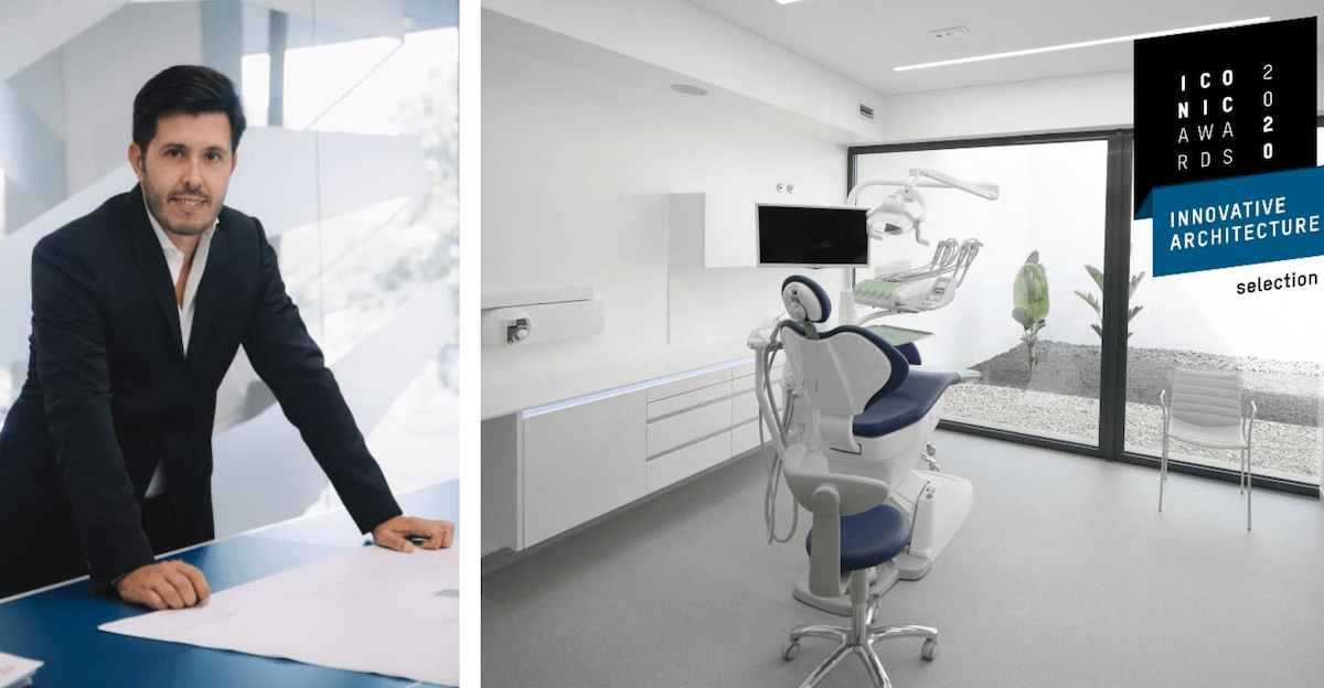 Sabrab premiada com o Iconic Award: Innovative Architecture 2020