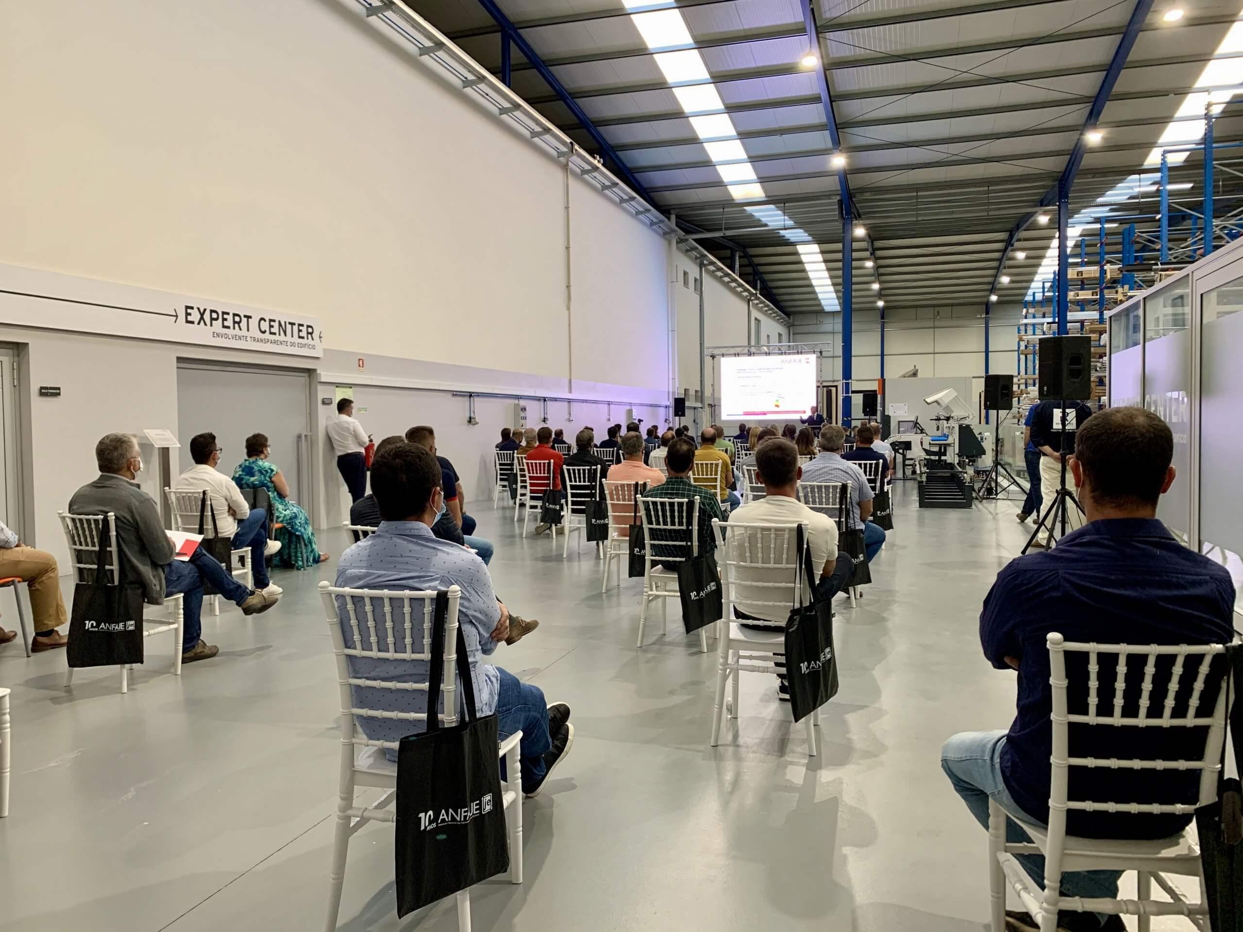 Reynaers Aluminium: Sessão de Esclarecimento – ANFAJE e Classe+