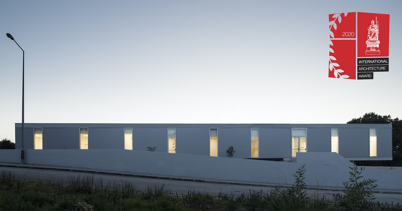 Ventura + Partners distinguida nos International Architecture Awards 2020