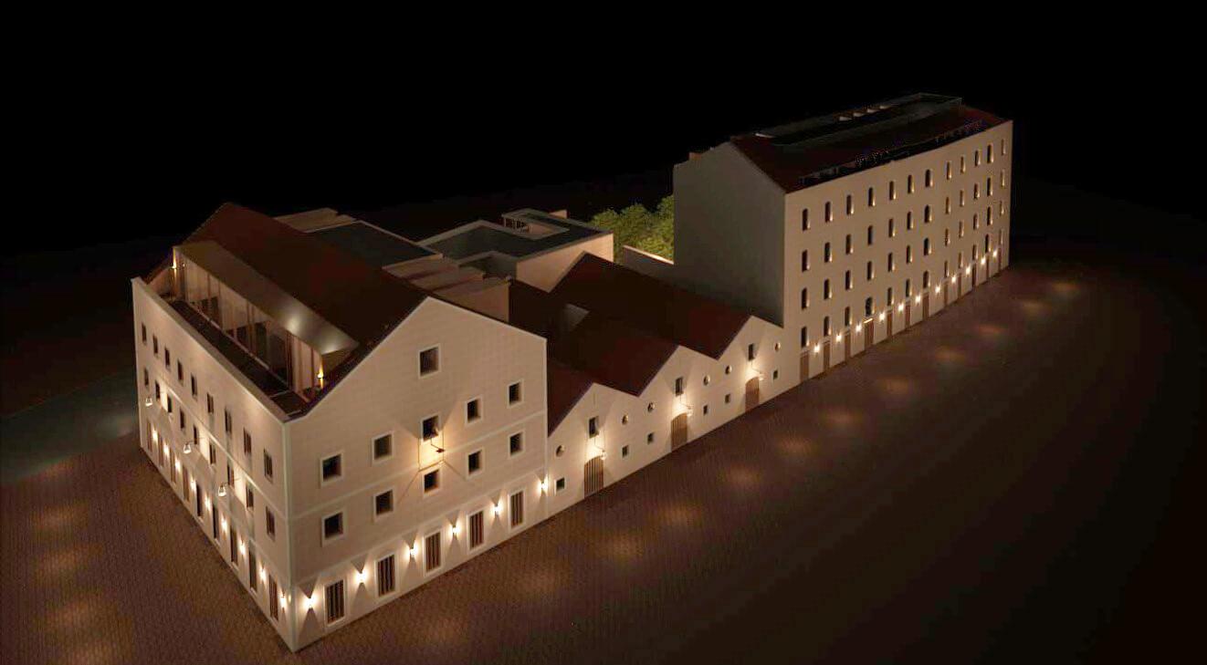 ARTsolutions ilumina Vogue-Homes em Belém