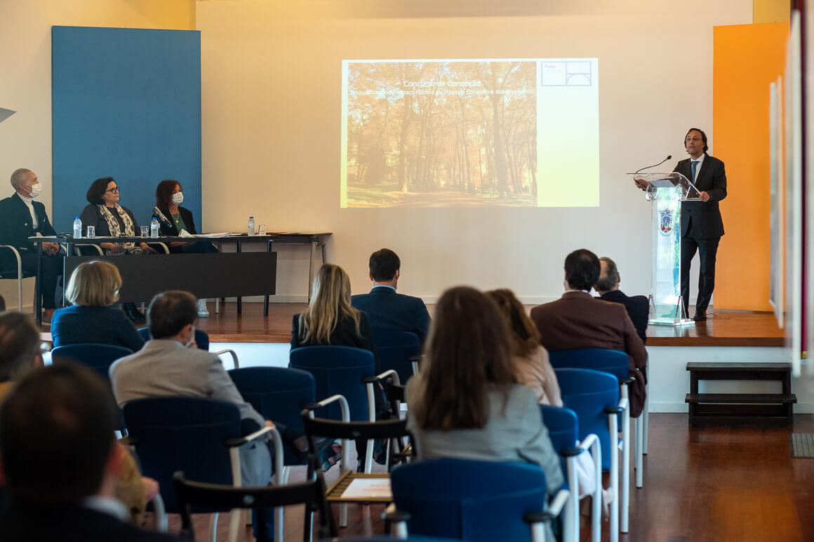 Atelier Miguel Melo Arquitetura vence concurso para requalificar a Praça da Corujeira